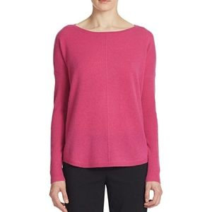 Lord & Taylor Oversized Cashmere Sweater
